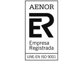 AENOR - Empresa Registrada - Ambulancias Vallada