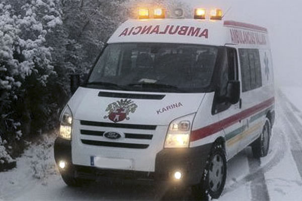 TNA Móvil - Transporte No Asistido - Ambulancias Vallada