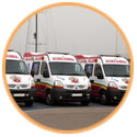 Servicio de ambulancias individuales y colectivas - Ambulancias Vallada